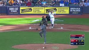 Lumber Liquidators Tampa Brewers Chase Anderson Nearly Throws No Hitter Mlb Com