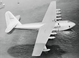 SPRUCE GOOSE TOOK FLIGHT!