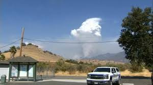 Willow Wildfire California by Raw Dangerous Wildfires In Central California