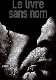 LE LIVRE SANS NOM (couverture)