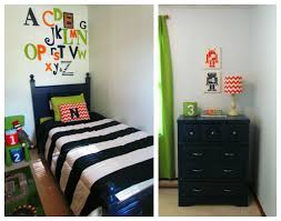 Boys Rooms Little Boys Room Navy Green And Orange My 3 Sons Pinterest
