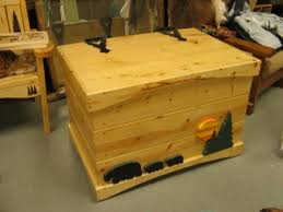 Build Wooden Toy Chest by Building Nice Wood Useful Toy Box Plans Treasure Chest