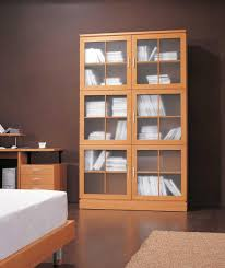 Free Wooden Bookcase Plans by Decoration Ideas Awesome Dark Cherry Wood Free Standing