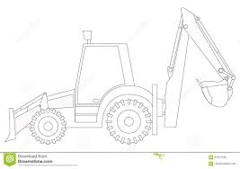 100 tractor coloring page download johnny tractor coloring