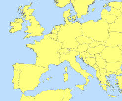 Western Europe Political Map by File Central And Western Europe Blank Map Svg Wikimedia Commons