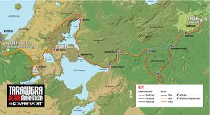 Time Change Map 62km Course Tarawera Ultra Marathontarawera Ultra Marathon