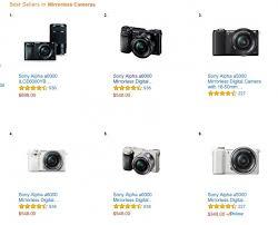 amazon black friday deals nikon camera accessories sony a6000 ilce 6000 camera news at cameraegg