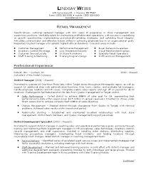 Sample Of Sales Manager Resume by General Retail Resume Sample Samplebusinessresume Com