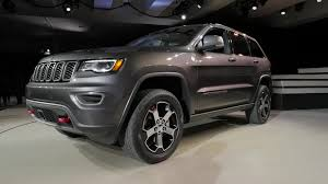 2017 jeep grand cherokee trailhawk quick spin autoblog