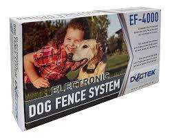 amazon black friday dog shock gps amazon com dogtek ef 4000 electronic dog fence system dogtek