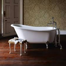 Stone Baths Arcade Sackville Natural Stone Bath With Traditional Legs 1690 X