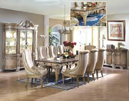 Small Formal Dining Room Sets by Formal Contemporary Dining Room Sets With Brown Finish Classics