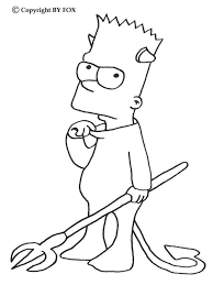 44 best coloring the simpsons images on pinterest the simpsons