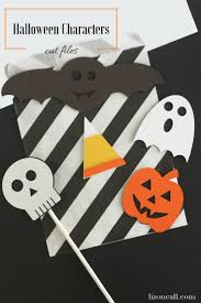 438 best halloween cricut diy holidays images on pinterest