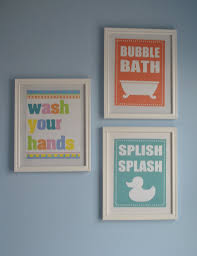 Wall Art Ideas For Bathroom by Free Printable Wall Art Inexpensive Easy Fun Art Thanks