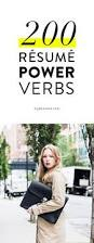 best books on resume writing 25 best resume writing ideas on pinterest resume writing tips 200 power verbs to use on your resume