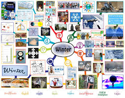 Dca Map Winter Lesson Plan All Subjects Any Age Any Learning