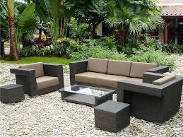 Wood Patio Furniture Sets - all weather wicker patio furniture and dining sets 26 wicker