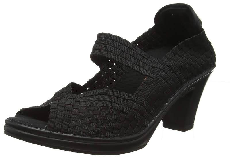 Bernie Mev Clyde Casual Shoes With Heel,Black,38