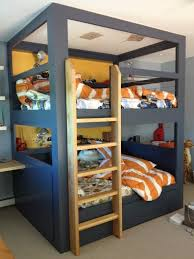 bedroom design boys dark gray twin size bedding with vertical bed