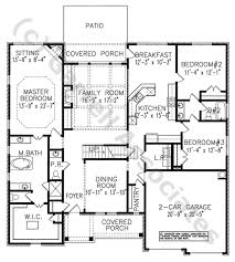 duplex house plans with open floor plan house plans with open