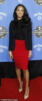 Nick Cannon shows he     s got talent in NBA celebrity game   Daily     Daily Mail