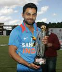 Virat Kohli Profile