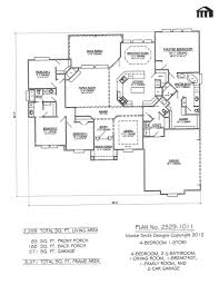 Simple 4 Bedroom House Plans by 100 Home Design 1 1 2 Story Best 20 Courtyard House Plans