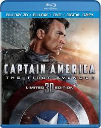 Capitán América: El Primer Vengador [BD25 2D + 3D]