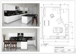 exciting how to design a kitchen floor plan 43 about remodel