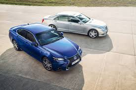 lexus gs 450h hybrid occasion used car stars 2016 mercedes s class vs lexus gs car june 2016