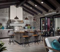 Kitchen Design Trends by Outdoor Kitchen Design Trends For 2017