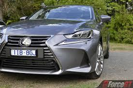 lexus 2016 models australia 2017 lexus is 200t sports luxury review forcegt com