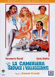 La Camarera Viola A Los Turistas (1980)