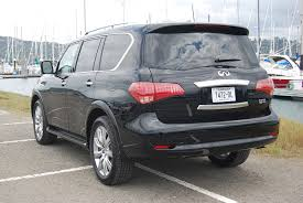 infiniti qx56 on 26 inch rims 2013 july car reviews and news at carreview com