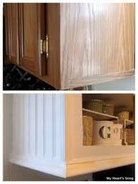 Kitchen Cabinet Refacing Diy by The Steps Of Refacing Your Cabinets I Actually Like The