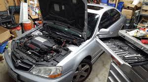 havener garage the definitive 2nd gen acura tl av6 transmission