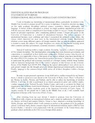 Example Personal Statements  college essay example of a personal