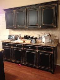 Kitchen Cabinets Stain Best 25 Distressed Cabinets Ideas On Pinterest Metal Accents