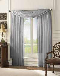 best fresh curtain scarf hanging ideas 7505