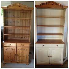 Chalk Paint Furniture Ideas by My Welsh Dresser Before U0026 After Painted Using Annie Sloan Chalk