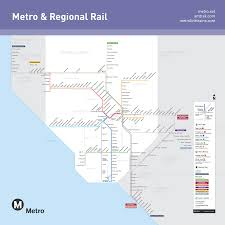 Sf Metro Map by Here U0027s How To Take Metro To The 2017 Rose Parade And Rose Bowl