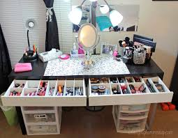 Vanity Bedroom Makeup Furniture Makeup Desk Ikea For A Feminine Appeal U2014 Threestems Com