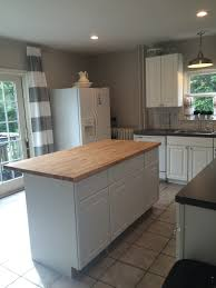 How To Install Kitchen Island by Kitchen Island Nineteen10