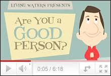 Czy jesteś dobrym człowiekiem?