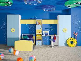 blue kids bedroom home design ideas homeownerbuff awesome blue underwater life themed for boys room design inspiration themed bedroom boy kids