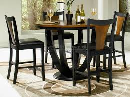 Dining Room Table Sets Cheap Boyer Two Tone Counter Height Dining Table Set
