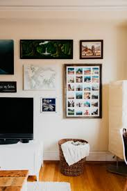 How To Make A Gallery Wall by How To Make A Travel Gallery Wall The Mandagies