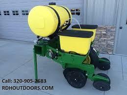 John Deere 7100 Planter by 2 Row Corn Planter Zeppy Io