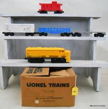 toy train auction